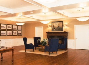 residential paint in dining room