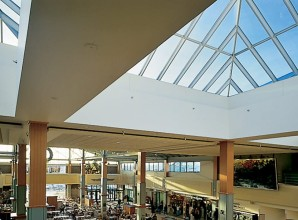 Commercial Glass Fox River Mall