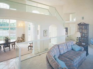 Residential Glass Home