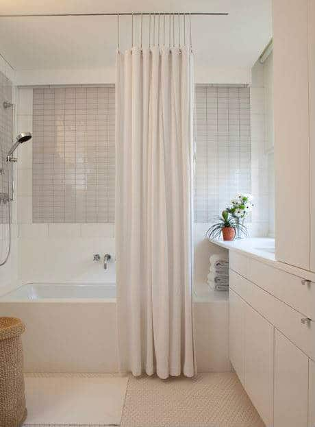 Shower curtains can be difficult to keep clean. They act as a breeding ground for mold and mildew if they aren\u0027t cleaned regularly. Glass shower doors are ... & Glass Shower Door vs. Shower Curtain | Omni Glass \u0026 Paint