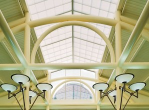 Commercial Glass Skylight