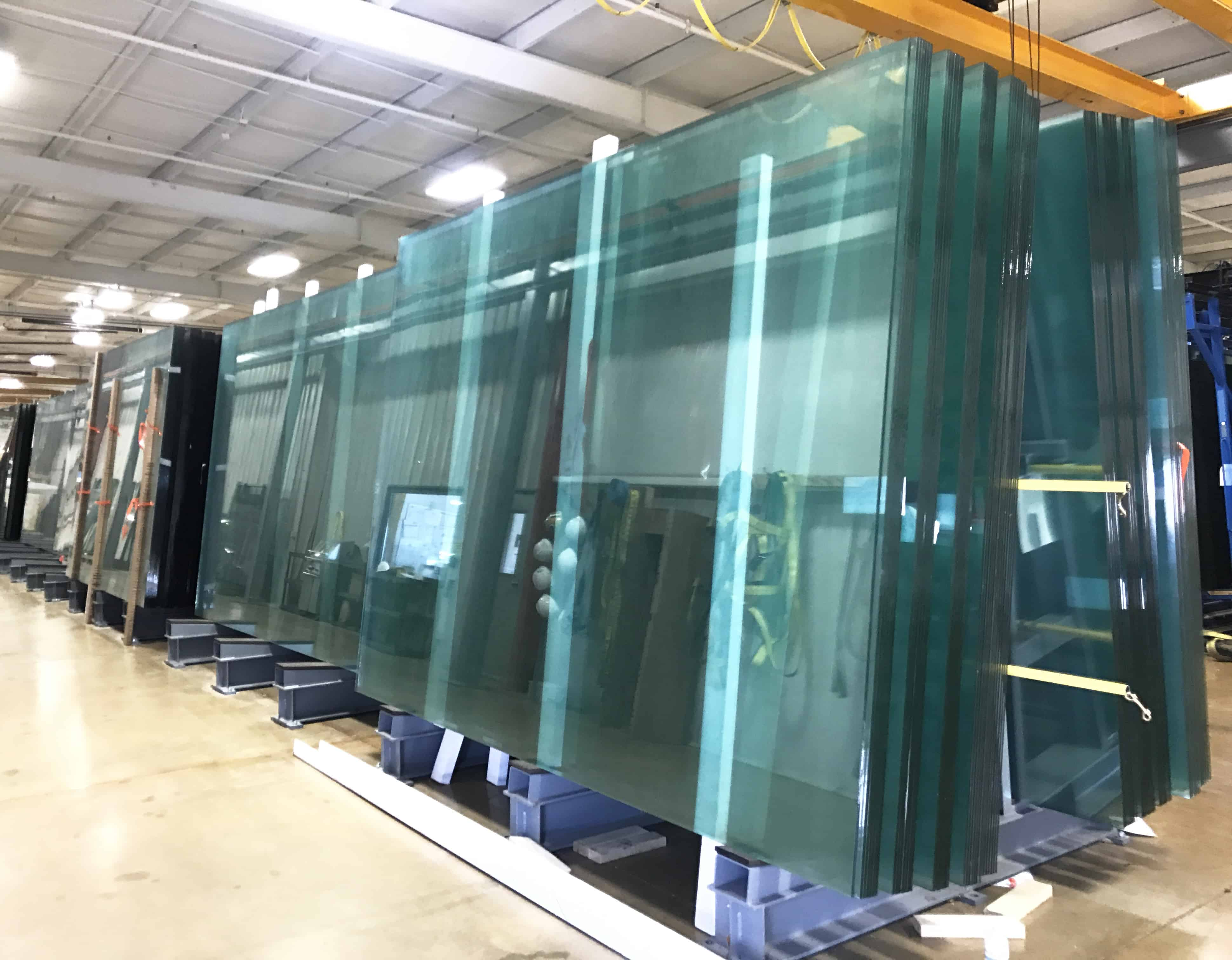 The Process Of Tempering Glass Omni Glass Amp Paint